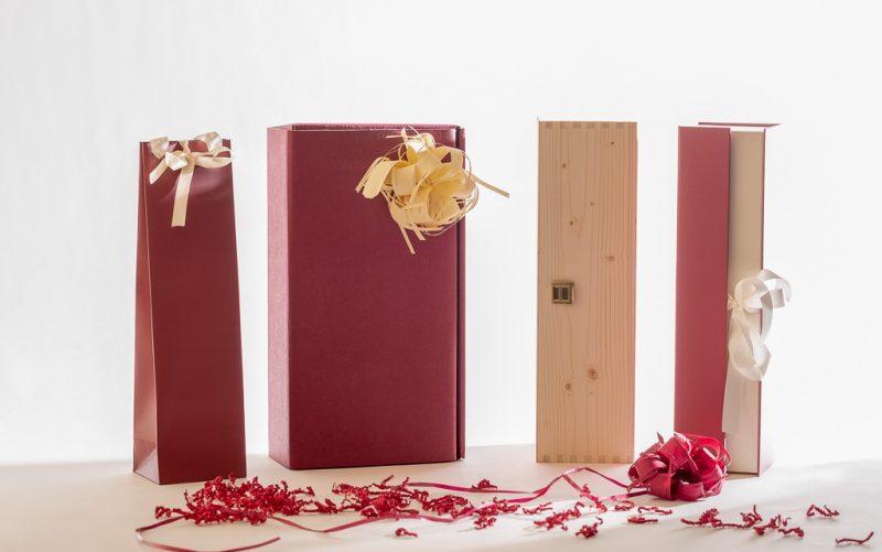 Präsente - Geschenkverpackungen